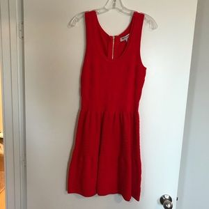 Red Juicy Couture dress